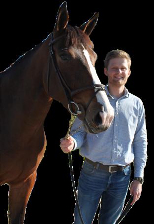 Parallax Equi-Dent Olivier + Paard
